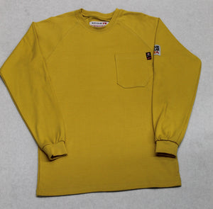 Blue Collar FR T-Shirt - Yellow
