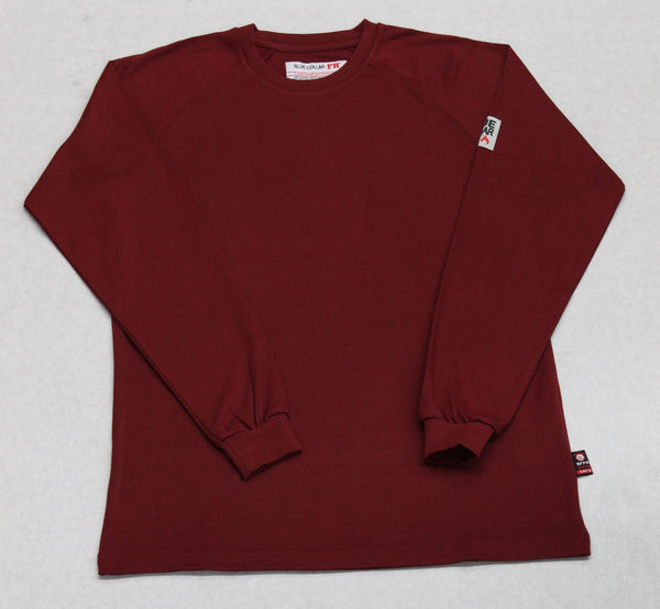 Blue Collar FR T-Shirt - Syrah Red