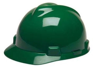 MSA 475358 V-Gard Hard Hat - Fas-Trac Suspension