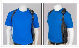 USH-300L Radio Shoulder Holster