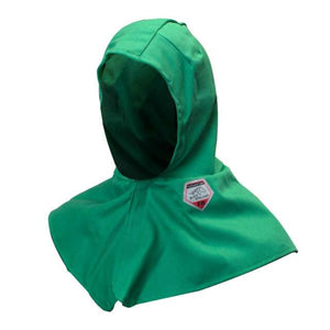 Flame Resistant Cotton Hood with Neck and Shoulder Drape