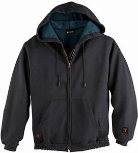 Workrite Fire Resistant Hooded Sweatshirt with Zipper 3959NB