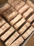 Pink Salt Bath Bar