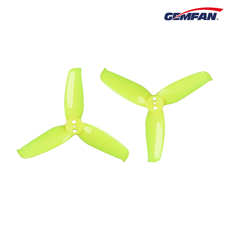 Gemfan Flash 2540 3 Blade Propeller (set of 4)