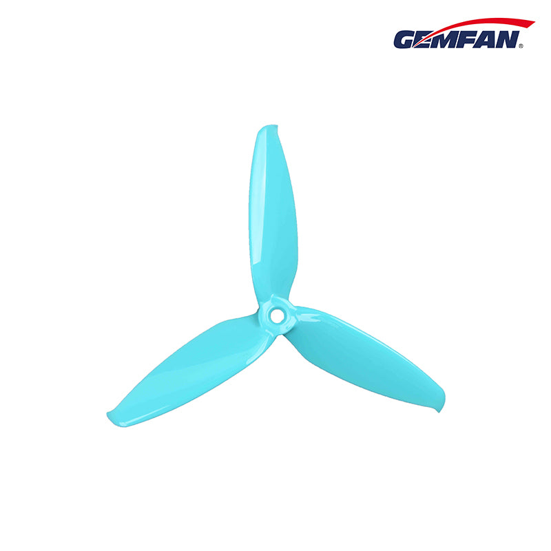 "Gemfan Flash 5552 5"" 3 Blade Propeller (set of 4)"