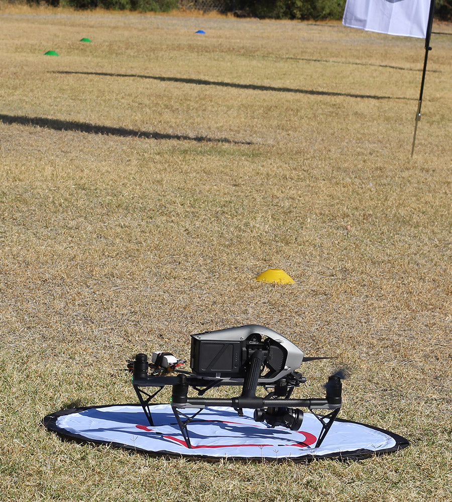 Drone Launch Pad, Drone Launch Mat, FPV Starting Grid