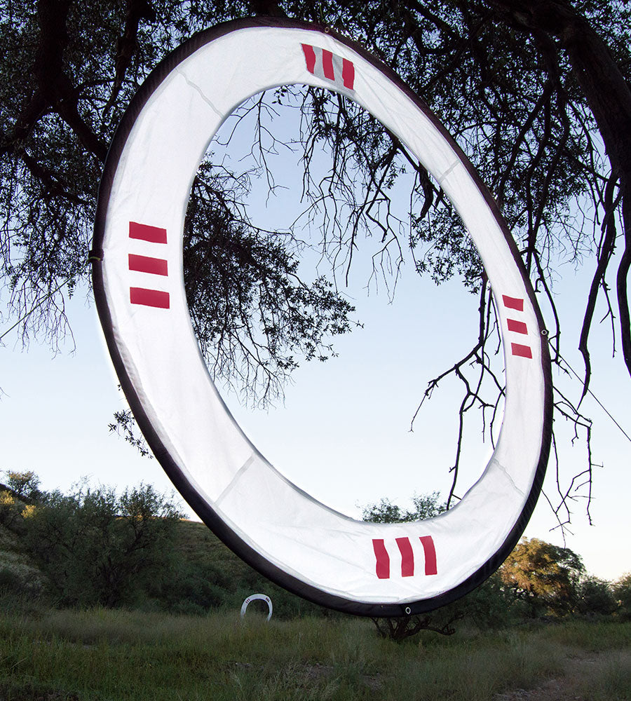 Drone Racing Hoop Gate With Built-in LED Lights