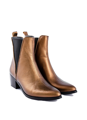 Chelsea Boot Gold
