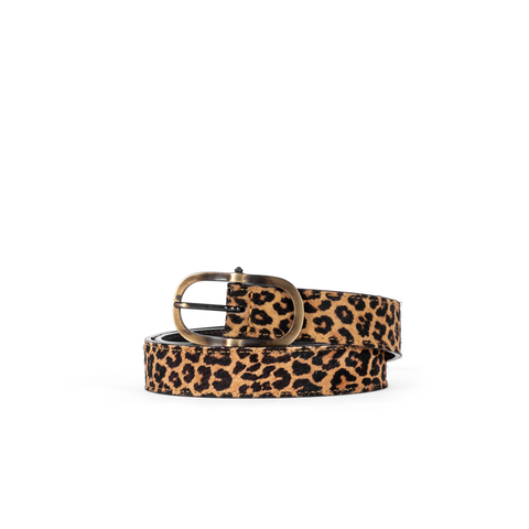 Pony Cheetah Belt