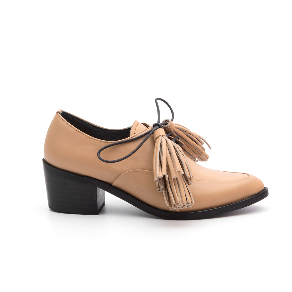 Teassel Loafer Nude