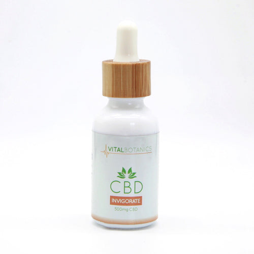 CBD Drops Invigorate