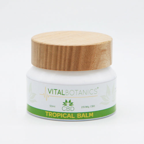 CBD Infused Tropical Balm