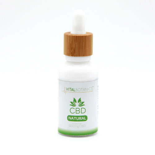 CBD Drops Natural