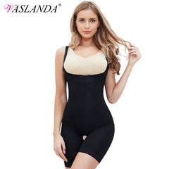 VASLANDA Women Full Body Shaper Postpartum Recovery Shapewear Slimming Underwear Butt Lifter Colombian Girdles Seamless Bodysuit