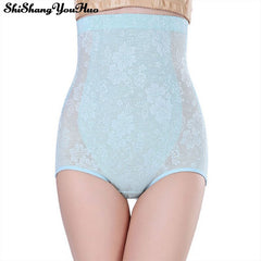 Fashion Shapewear Panties Bodysuit Body Shaper High Waist Tummy Control Seamless Strapless Slimming Panty Briefs