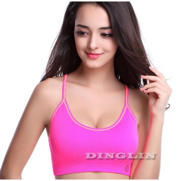 GZDL Sexy Bra For Women Feminine Underwear Stretch Padded Wear Push Up Bras Crop Top Shapewear Free Shipping 5044