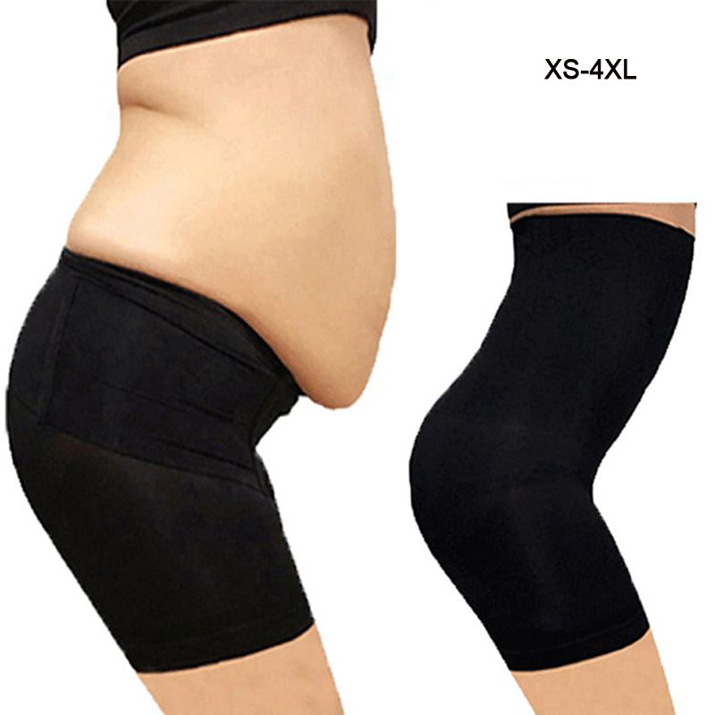 New High Waist Belly Pants Shorts Postpartum Underwear Panties Shaping Pants Abdomen Shapewear Shaping Pants Abdomen Underwear