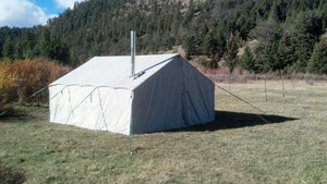 Wall Tents and Range Tents