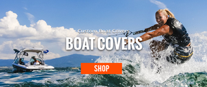 BOAT COVERS – BOAT TOPS  - BIMINI TOPS – BOAT FRAMES – COCKPIT COVERS – TRAVEL COVER
