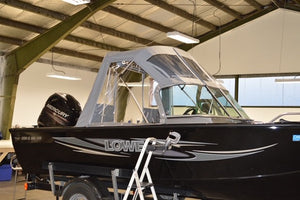 Boat Frames - Bimini Tops - Convertible Tops - Enclosure Tops
