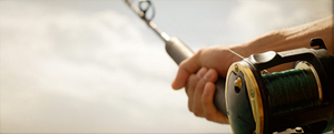 DON'T FORGET TO RENEW YOUR FISHING LICENSE!