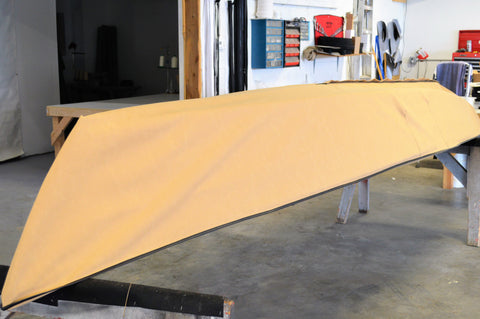 canoe cover - boat cover