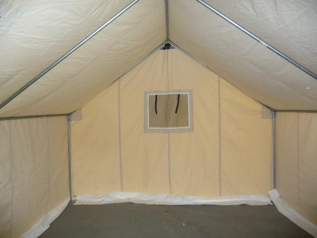 Wall Tent Common Alterations