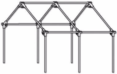 Wall Tent Angle Kit - Canvas Tent Angle Kits