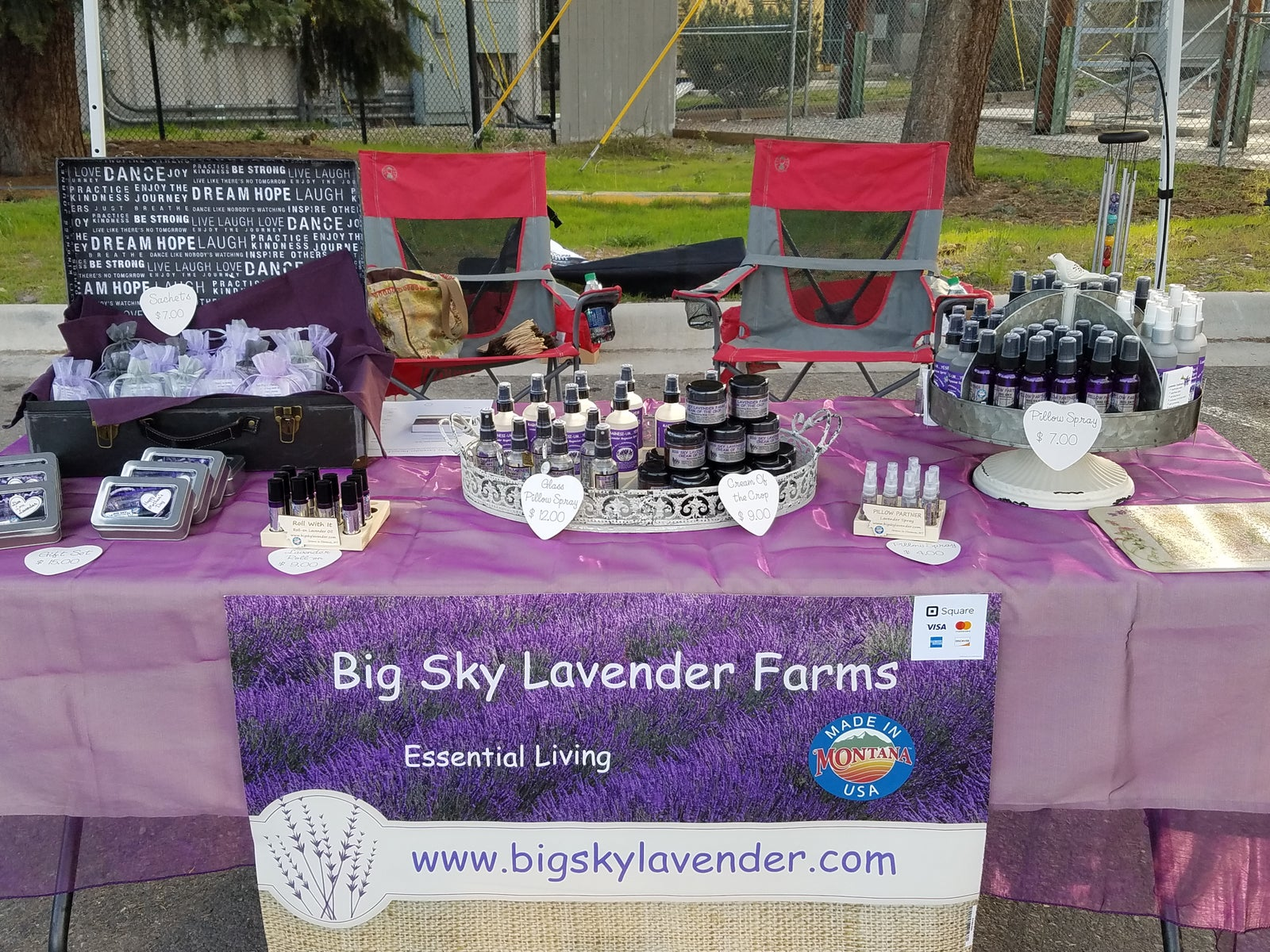 big sky lavender farms