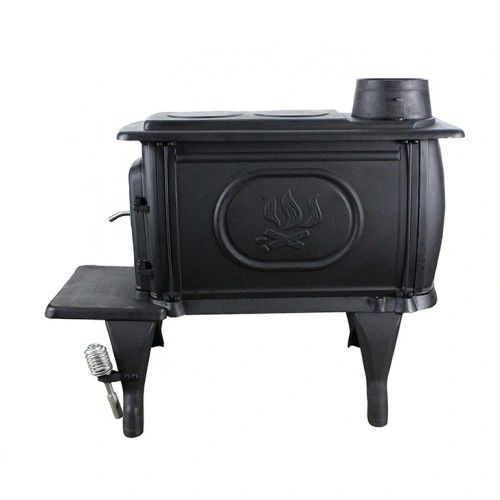 EPA CERTIFIED 1269 LOGWOOD WOOD CAST IRON STOVE