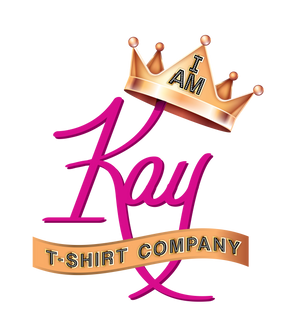I AM 1KAY LOGO T-SHIRT CO