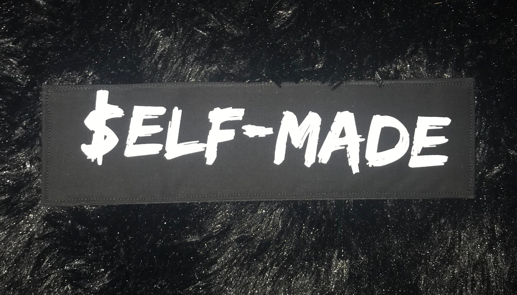 Self-Made Word Patch