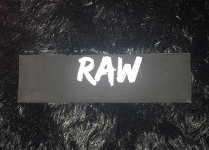 RAW WORD PATCH
