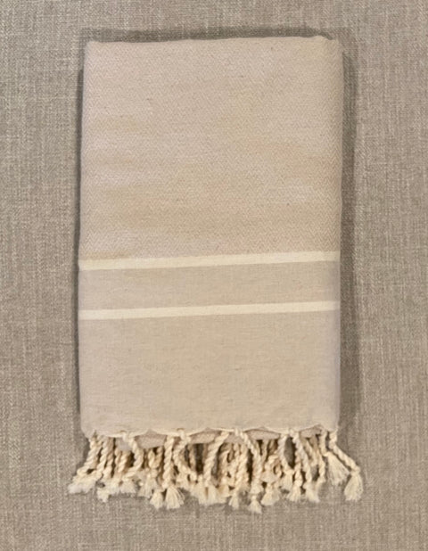 Turkish Bath Towel, Multiple Colors