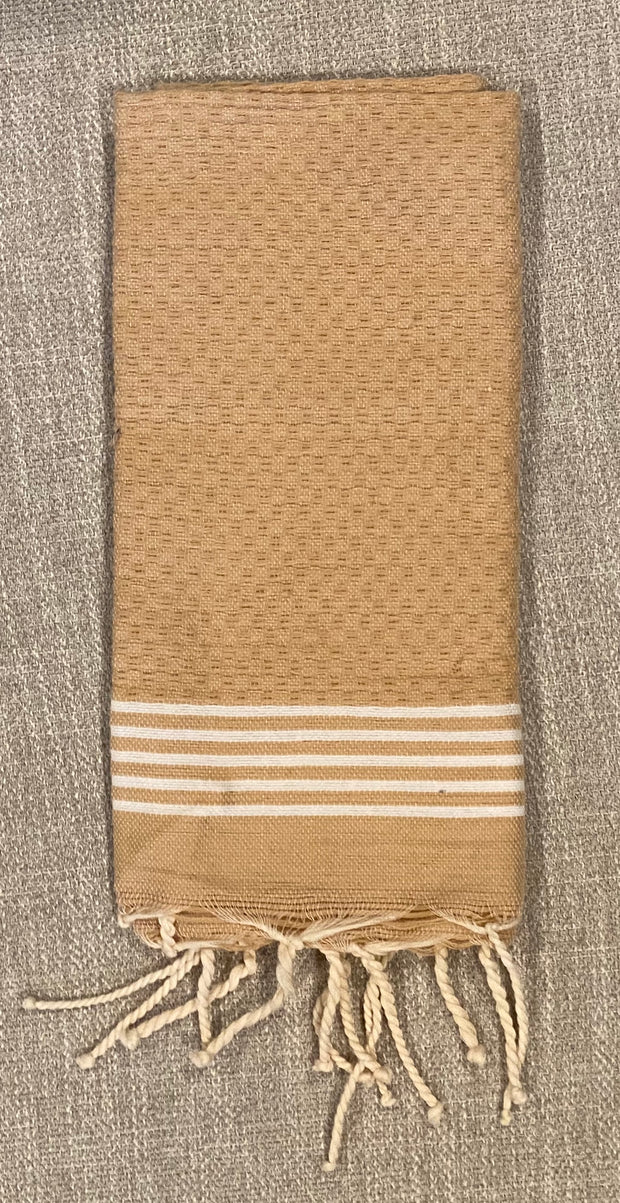 Turkish Dish / Hand Towel, Multiple Colors