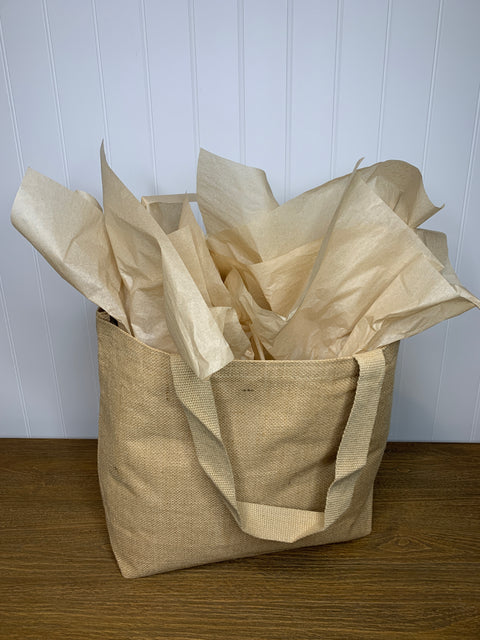 Jute Tote Bag (small)