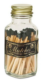 Mini Match Bottle, Two Colors