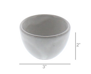 Mini Ceramic Glaze Bowl