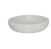 Evelyn Marble Bowls, Three Sizes
