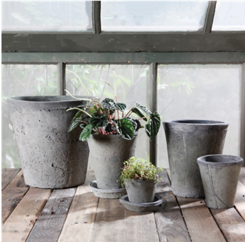 Rustic Terra Cotta Pottery,  Multiple Sizes