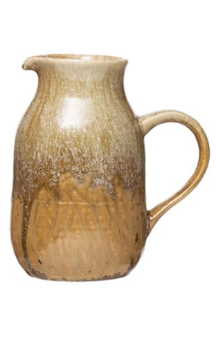 Lavinia Decorative Pitcher
