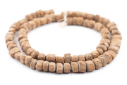Tan Nigerian Camel Bone Beads