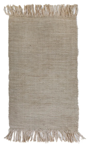 Handwoven Jute Rug - Two Sizes