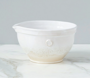 Handcrafted Ceramic Mixing Bowl, 2 Sizes