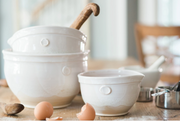 Handcrafted Ceramic Mixing Bowl - two sizes
