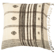 Winona Lumbar Pillow, Cream