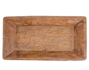 Rectangular Oblong Dough Bowl
