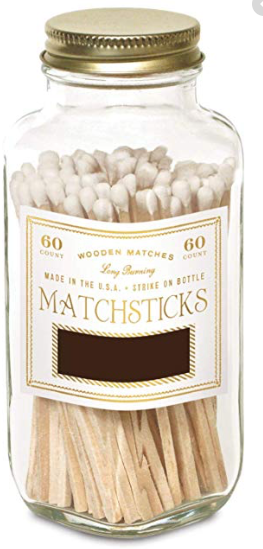 Match Bottle, Two Colors