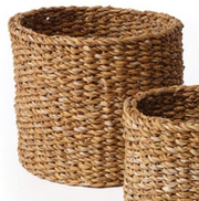 Seagrass Round Basket, 3 Sizes