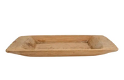 Crafted Oblong Dough Bowl